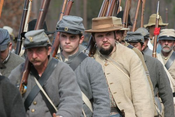 2005 Battle of Olustee Reenactment