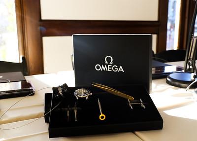 Omega Collectors Dinner