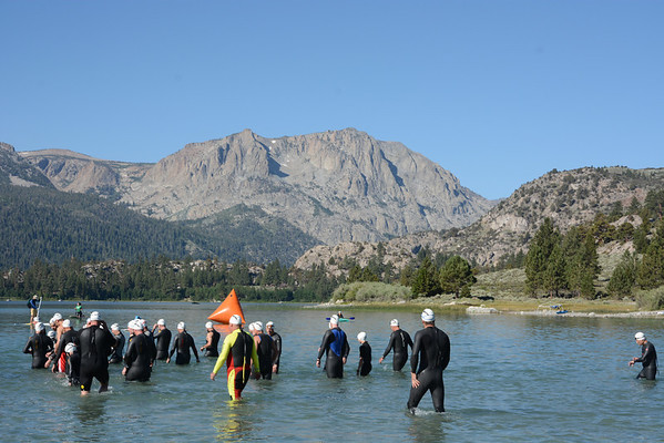 June Lake Triathlon July 13, 2013