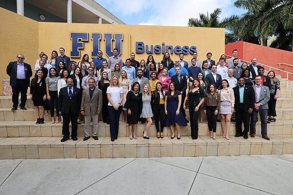 12/14/19 FIU College of Business Dean's High Achievers Breakfast