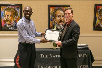 2017 National Society of Leadership and Success