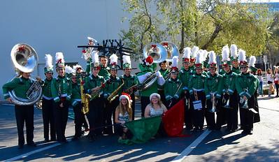 Santa Parade 2016