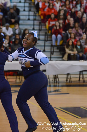 02-02-2013 MCPS Poms Championship Springbrook HS at Richard Montgomery HS Division 3, Photos by Jeffrey Vogt Photography