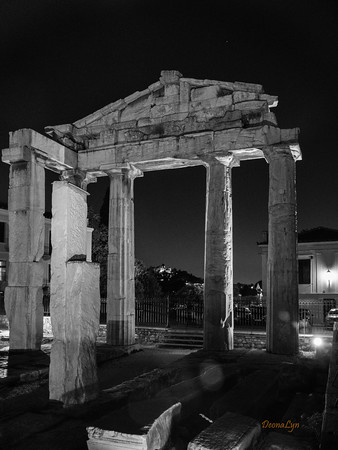Athens Historical Wonders