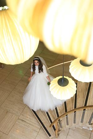 1 Bride alone