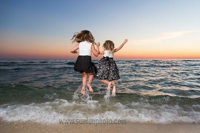 The Smith Family Rosemary Beach Florida