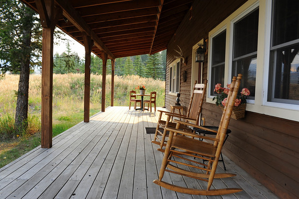 Bowmore Cabin Montana