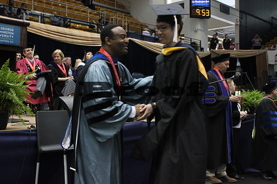 Columbian College of Arts and Sciences Master's and Doctoral Programs Celebration