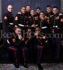 US Embassy Marine Corps Birthday Ball 2011