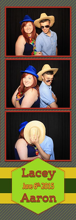 Lacey and Aaron Hagman Wedding