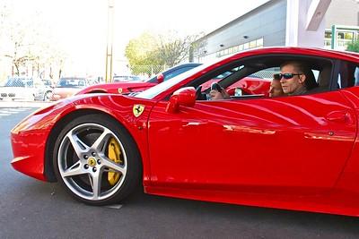 Maranello Ferrari Drive 2011
