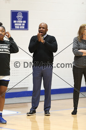 Bishop Ireton @ DJO Girls Basketball (09 Jan 2020)