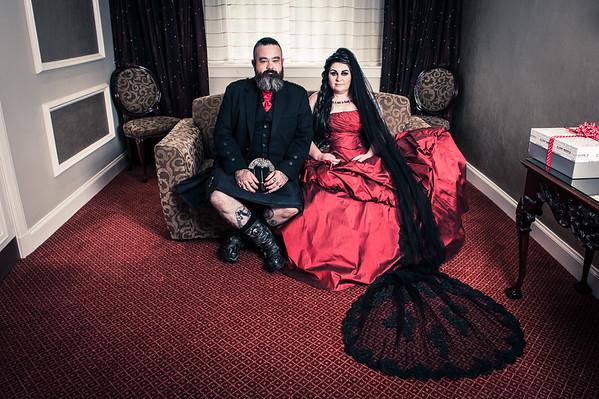 Karen & Stewart Roseweir