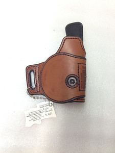 Gen1 CT Badge holster clearance