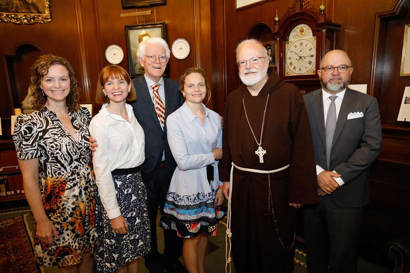 Peter Lynch, Daughters, Cardinal 3.jpg