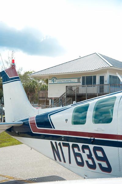 Perparing to Depart Everglade City