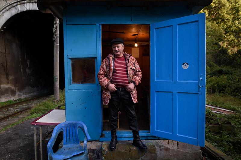 Abkhazian cowboy