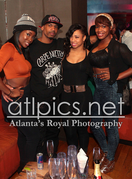 (Stevie J, K.Michelle, Verse Simmons & Kamille Leai)12.17.12 Tongue & Groove BROUGHT TO YOU BY: FURIOUS ENT