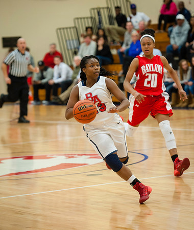 Girls Basketball 02-21-14
