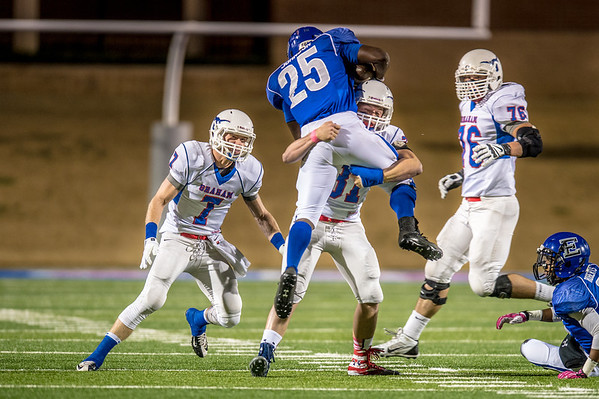 2013-15 FB Steers vs. Lubbock Estacado