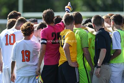 Boys Soccer: Briar Woods vs. Nansemond River, VHSL 5A State Semifinal 6.9.17