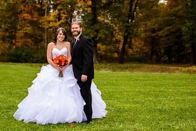 Megan & Rob's Wedding Photos