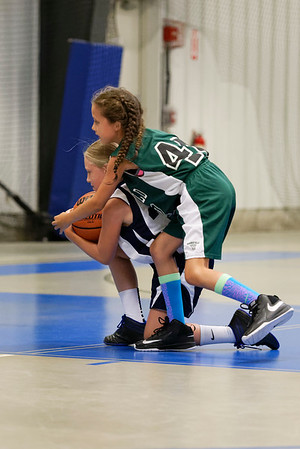 2016-07-25 - Summer Basketball - Franklin vs. Mansfield