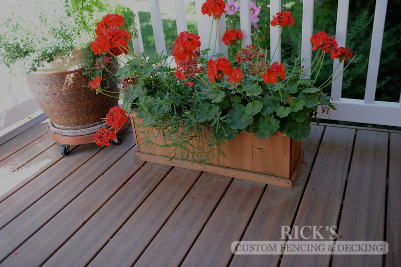 1230 - LifeStyle HDPE Composite Decking