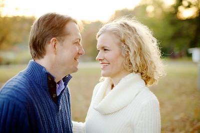 Kristin and Scott
