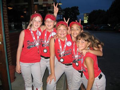 2004 - Prosperiity Dixie Angel Softball