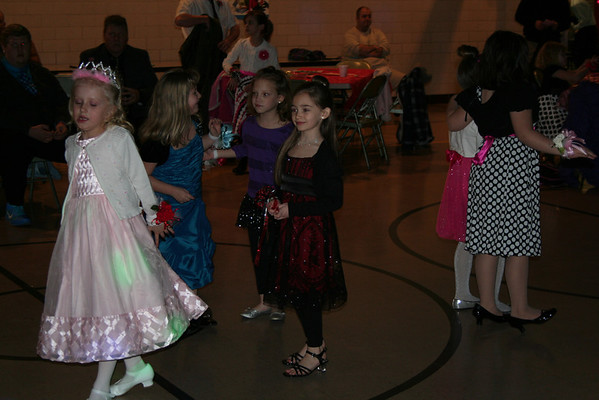 Market Street School Father Daughter Dance