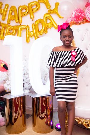 Kike's 10th  Birthday
