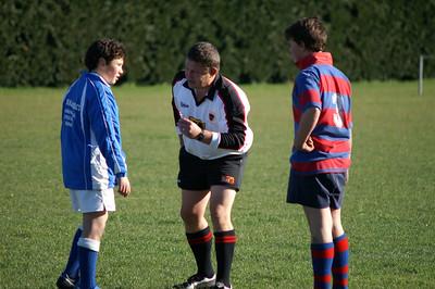 Prebbleton v Darfield U13 Final 12 August 2006