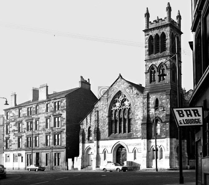 Devon St.    April 1974