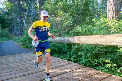 Lake Tahoe Tri Sprint Run