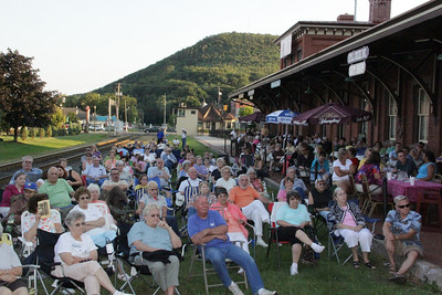 The Morrisons perform, Summer Concert Series, Tamaqua (8-30-2012)