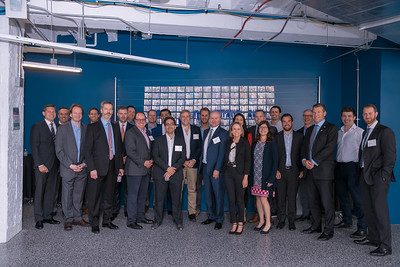 20180607 UK Fintech Delegation - Photos by Gregory Rothstein