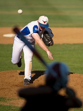 2011 Baseball Steers vs. Bridgeport (Game 3)