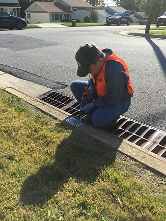 10.25.2017 Storm Drain Event in the Wynnewood Community
