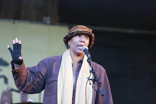 Charmaine Neville Congo Square Rhythms Festival & Tremé Creole Gumbo Festival  November 2019