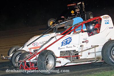 USAC Sprints - 7/18/19