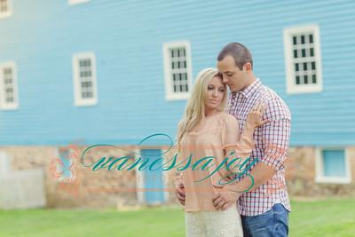 Lauren and Travis