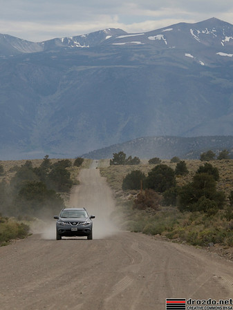 California-Nevada roadtrip