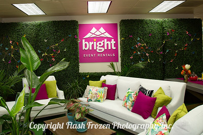 Bright Event Rentals Open House