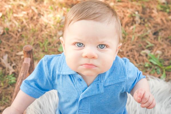 Braxton 9 months