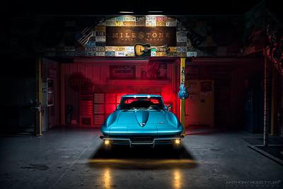 '66 Corvette Stingray