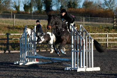 Welton Winter Show Jumping 2012