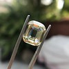 4.94ct Cushion Emerald Cut Diamond, GIA 15
