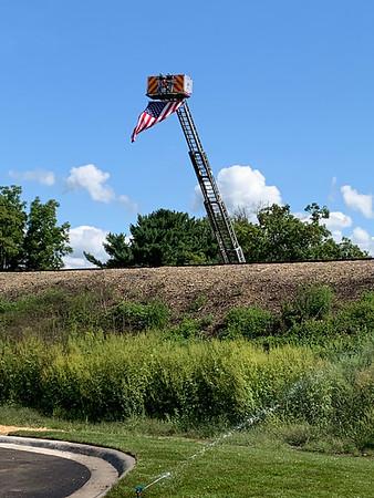 Jamie Cox Memorial Ride 8/24/19