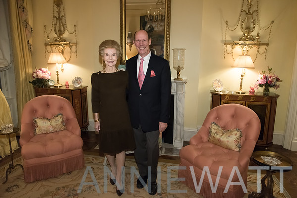 Nov 11, 2017 Jerry and Nancy Gehman hosts Cocktails for the American Friends of Blerancourt